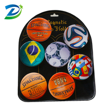 Customized ceramic fridge magnet for souvenir gifts