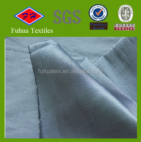 Nylon Polyester Spandex two Tones Fabric 2 ways stretch