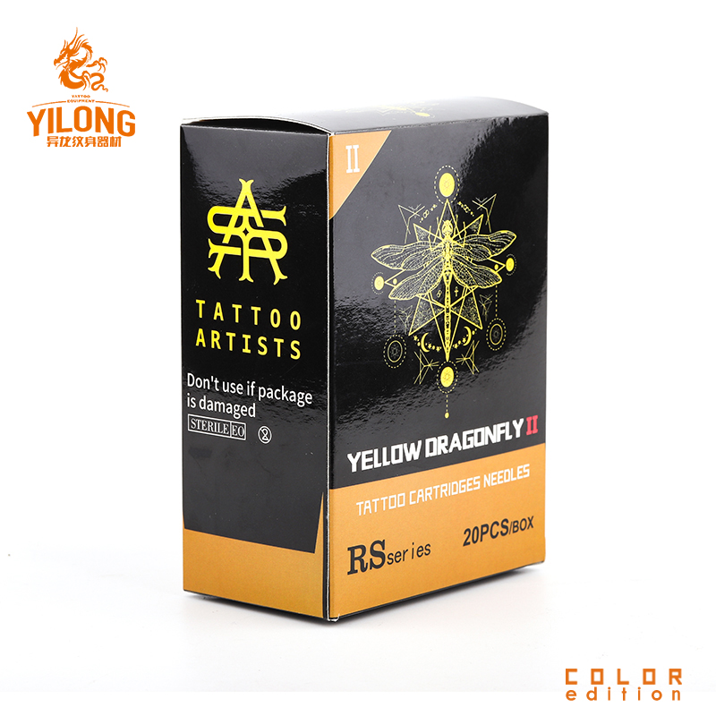 Yellow Dragon Cartridge Needles II