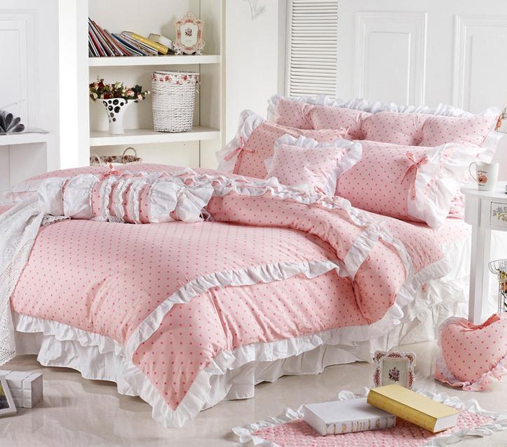 achetez en gros blanc dentelle housse de couette ensemble en ligne des grossistes blanc. Black Bedroom Furniture Sets. Home Design Ideas