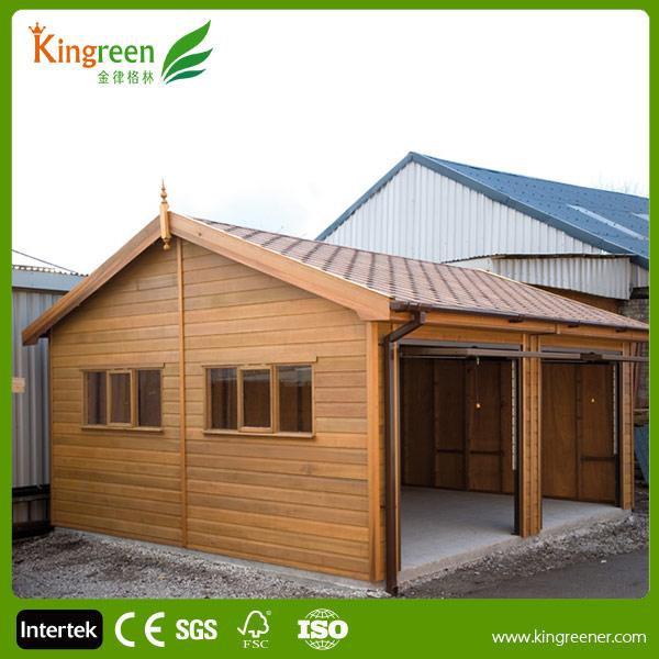 Kingreen Fade Resistent Wpc Carport Garage Door Buy