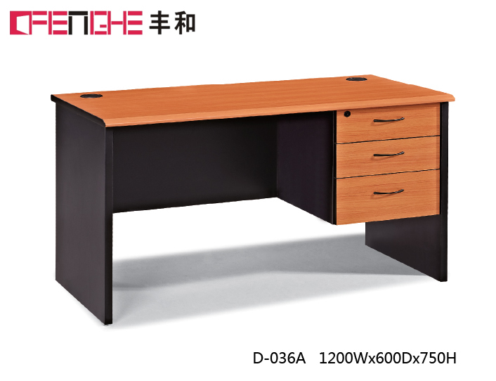 Cheap price office study furniture table simple