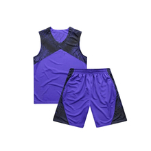 Latest full sublimation basketball uniform design