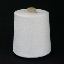 100% Polyester Staple Yarn S twisted Polyester Yarn 30/1 Spun