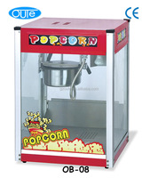 Commercial Popcorn Vending Machine With 12 OZ And Warming Showcase CE Approved