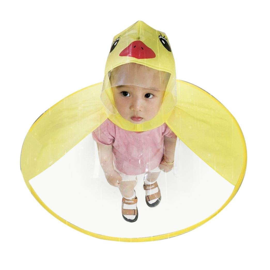 Get Quotations · Outsta Creative Kids  Cute Raincoat 97e2419115bf