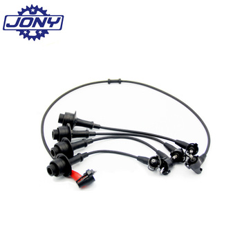 Oem 90919-21601 Spark Plug Wire For 7k Ignition Wire Set For Ignition on