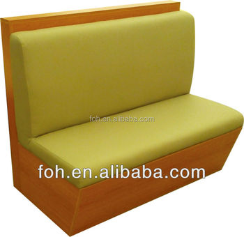 Excellent Yellow Macaron Color Wooden Frame Upholstered Restaurant Dining Banquette Bench Foh Rc123 View Dining Banquette Bench Foh Product Details From Onthecornerstone Fun Painted Chair Ideas Images Onthecornerstoneorg