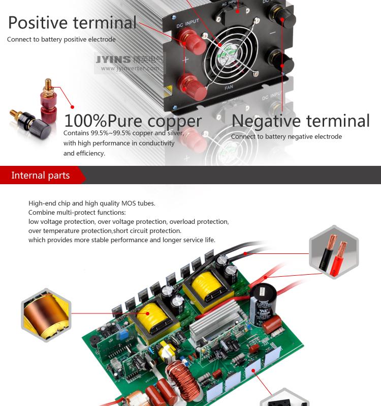 1000w 12v 24v Dc To Ac 110v 220v Ups Inverter Circuit Diagram With
