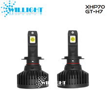 2018 GT 90 W 18000Lm LED Crees Xhp70 LED Aksesoris Otomotif Low Beam Bohlam Lampu Mobil LED H7 Lampu LED