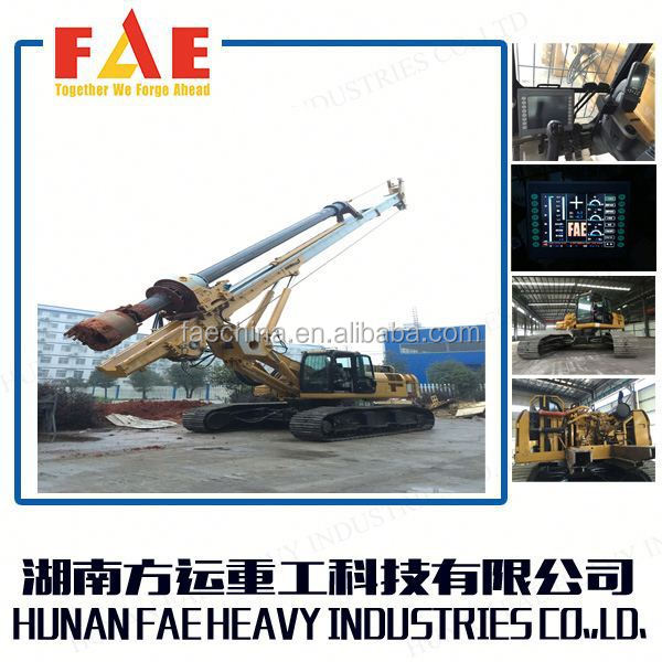 FAE Small single boomer Hydraulic face drilling Jumbo FAR31 compare with Atlas Copco 281