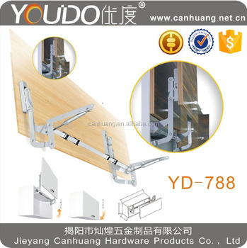 Furniture Assembly Cabinet Lift Up Door Support Easy Lift Gas ...