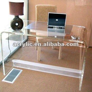 2012hot Top Class Transparent Ou De Couleur Acrylique Bureau Buy