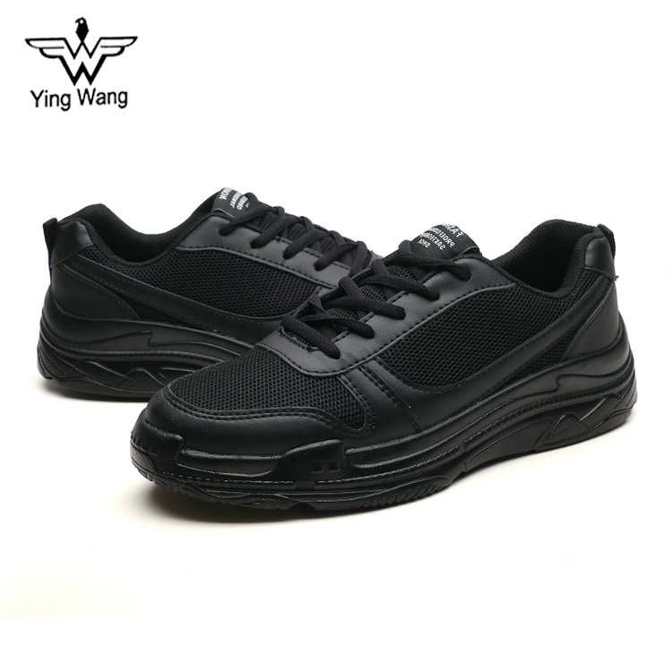 Anti Shoes Sport Running Lace Asia Sneakers Slip Up Men Comfortable OxYtfwaq