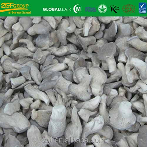 IQF frozen baby oyster mushroom
