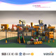 playground toy,outdoor cat playground,plastic playground equipment