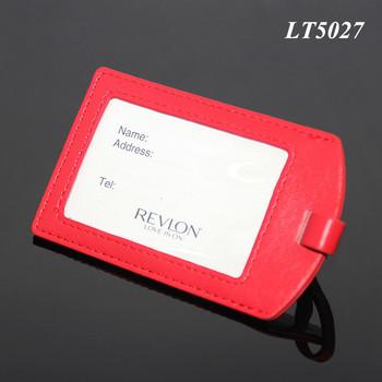 14b397fa4 Viajes de negocios maleta bolsa de etiqueta con el nombre de accesorios de  viaje Logotipo de