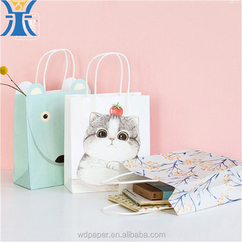 fdd248c1210f0 Yiwu New Arrived Decorative Handmade Gift bag Coated paper Raw material for  paper bags