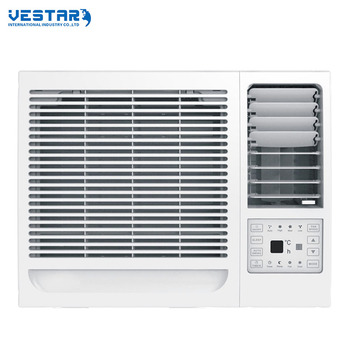 China 18000Btu/h Window Mounted Air Conditioner for Cooling