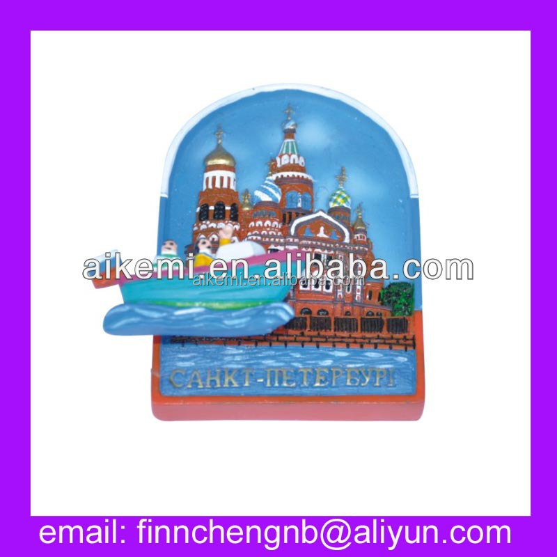 polyresin/polystone/resin world city fridge magnets, tourism souvenir fridge magnet,promotion handmade 3d design fridge magnets