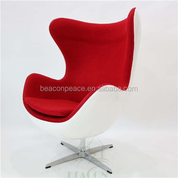 target furniture modern swivel egg lounge chair for living room