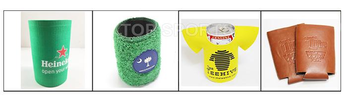 Wholesale Folding Custom Insulated Neoprene Beer Can