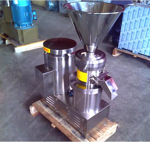almond butter maker machine