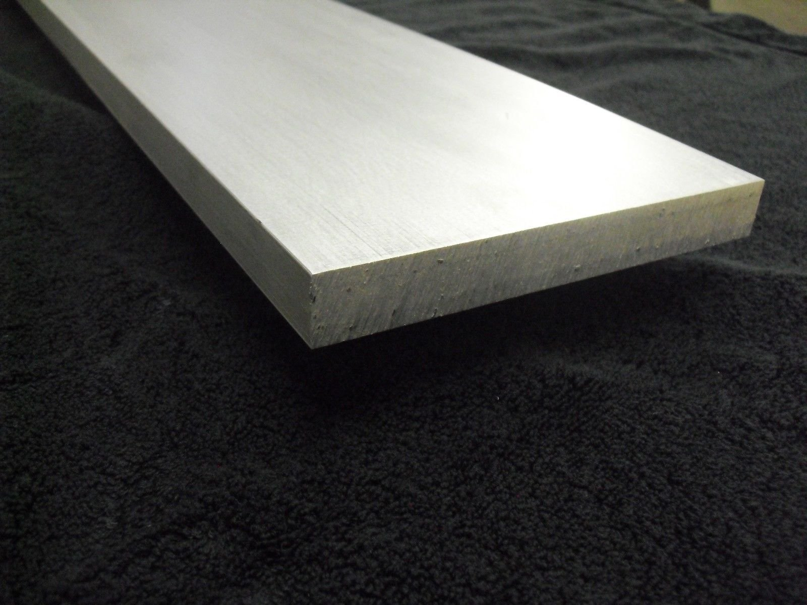 Mill Unpolished 36 Length T6511 Temper ASTM B221 Extruded 4 Width 1//4 Thickness 6061 Aluminum Rectangular Bar Finish