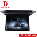 Mirror Link function mp5 14inch lcd bus overhead roof mounted lcd monitor