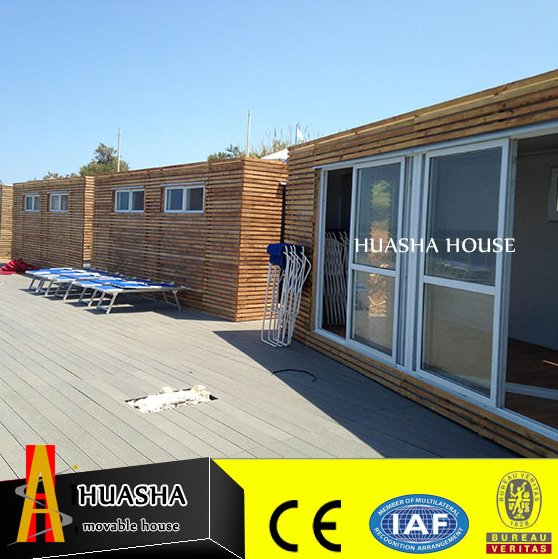 Prefabricated Cheap Ready Made 1 Bedroom Mobile manufactured homes