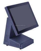 Point of sale hardware,single screen easy pos system terminals,complete China pos system