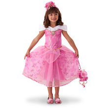 Girl Princess Baby Girls Party font b Dress b font Sleeping Beauty Gown font b Fancy