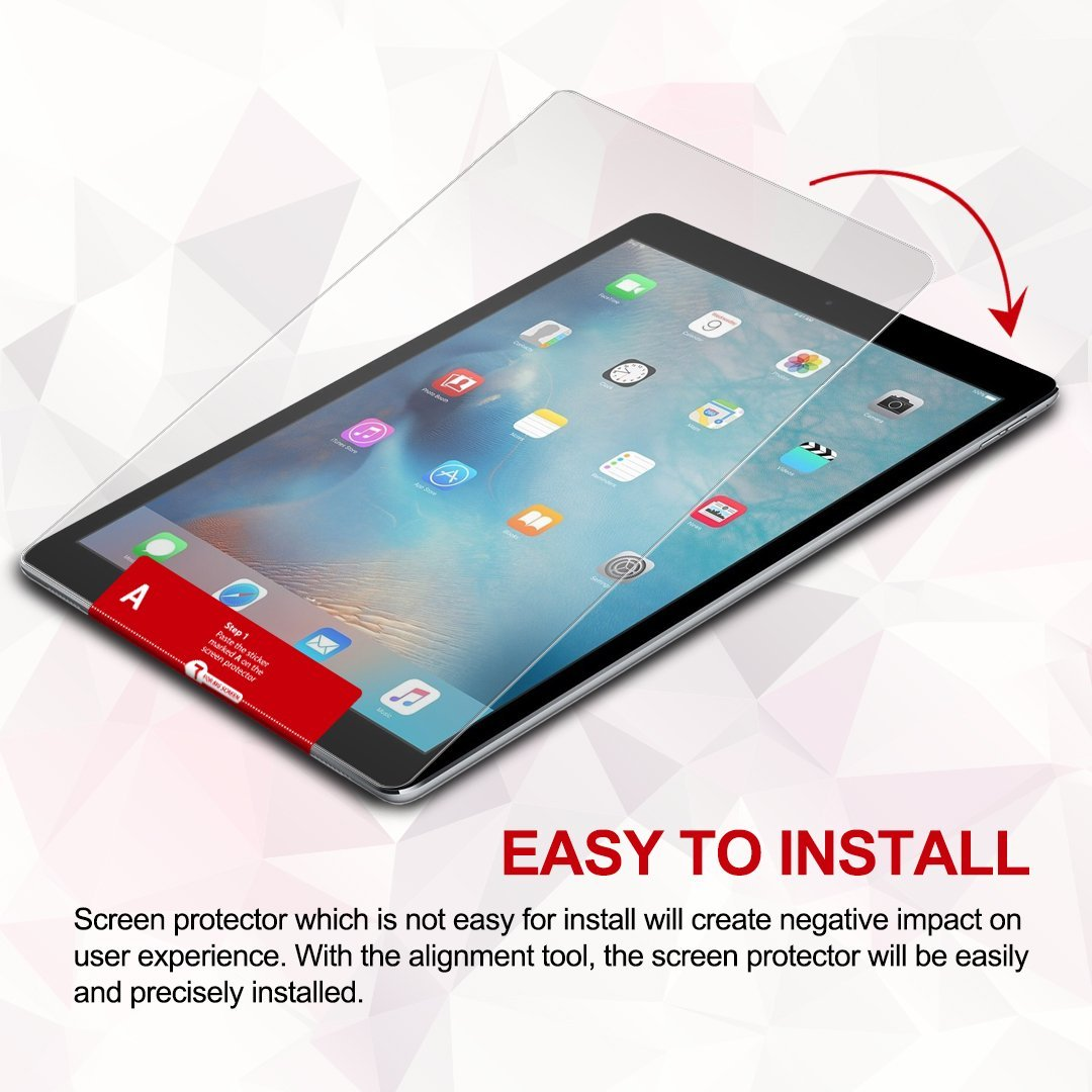 Reliable and Good Hot Tablet Tempered Glass Screen Protector for iPad Pro Mini 4
