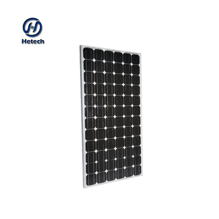 China products 195wp single crystal paneles solares