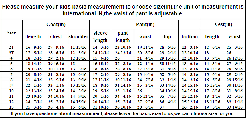 Chinese Clothes Size Chart Ibovnathandedecker
