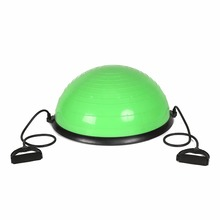 Per il fitness Palestra di <span class=keywords><strong>Yoga</strong></span> Pilates Training <span class=keywords><strong>Mezza</strong></span> Balance Ball Con Pompa
