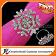 China manufacturer rhinestone napkin rings napkin holders