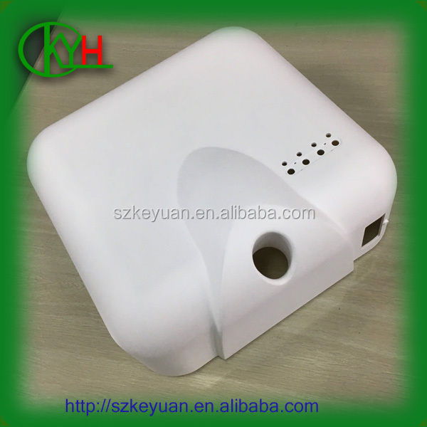 Custom Made Cnc Abs Plastic Rapid Prototype Parts,Plastic Front Panel