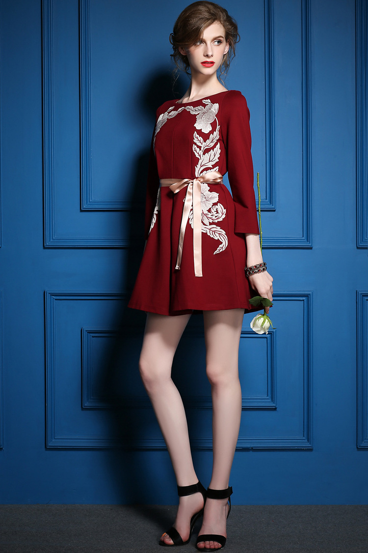 long sleeve casual dress philippines | ivo hoogveld