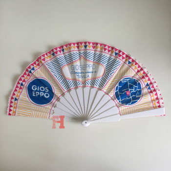 Wholesalers China Customized Printed Personalized Fan Favors Buy Personalized Fan Favors Custom Hand Fans No Minimum Personalised Hand Held Fans