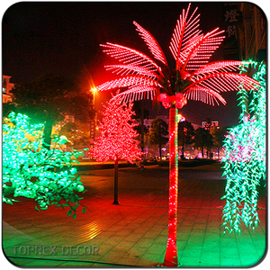 Palm Tree Christmas Decorations Palm Tree Christmas Decorations