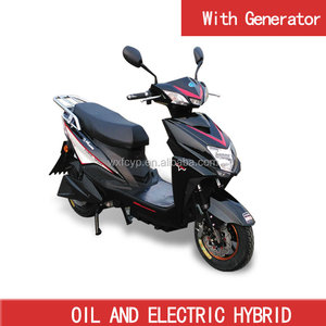 yadea diving electric scooter with 50km/h