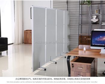 Pas cher prix en aluminium cloison de bureau cloison de bureau en