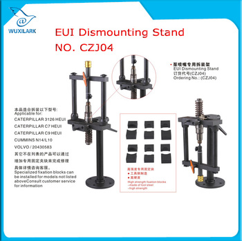 Common Rail Convertible Injector Dismounting Diesel Injector