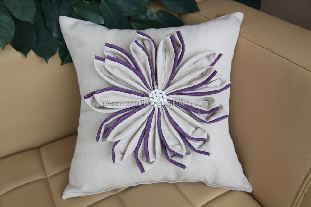 Embroidery designs decorative d pillow cover buy