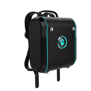 Smart School Bag One Key for Help Bag GPS Tracking Water Drowning Help Industrial Design Consulting of School Bag
