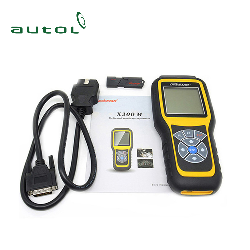 Obdstar X300m Obdii Odometer Correction X300 M Mileage Adjust Diagnose Tool  (all Cars Can Be Adjusted Via Obd) Update By Tf Card - Buy Odometer