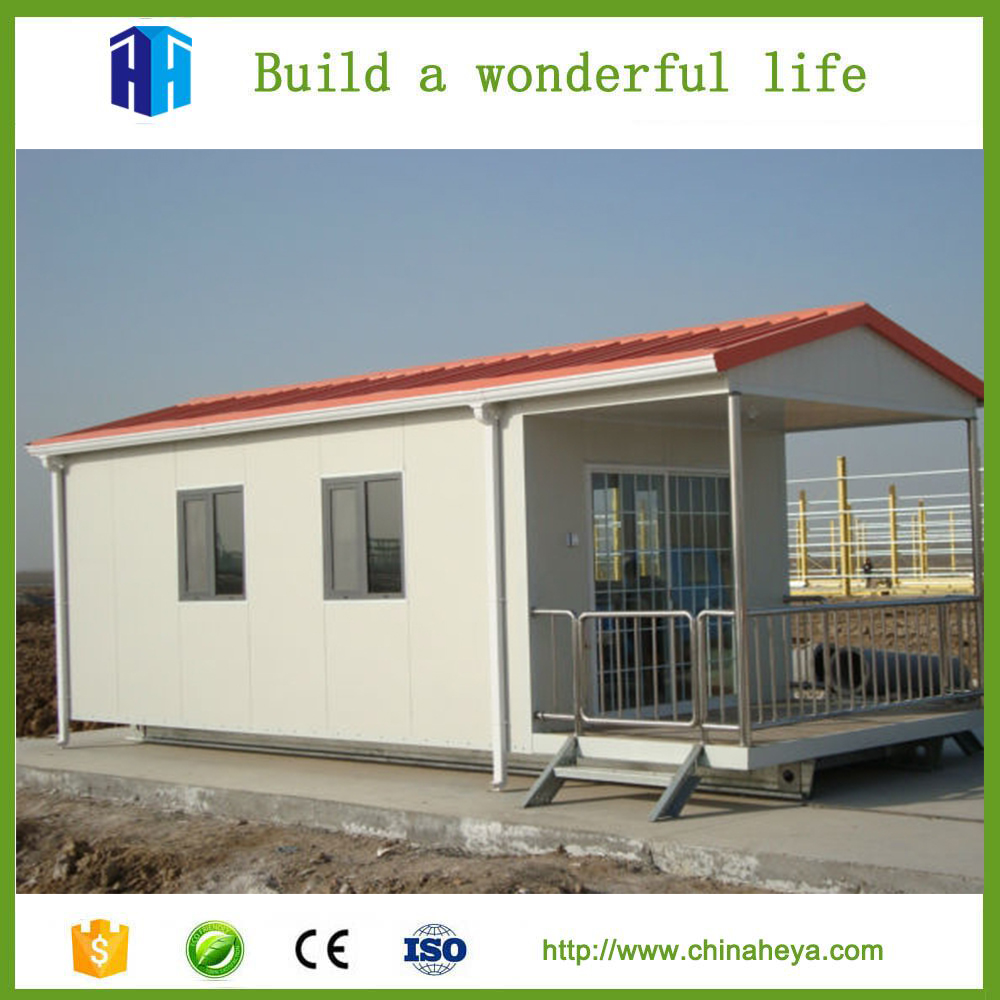 Steel structure hotel portable cabins used kit homes Australian standard