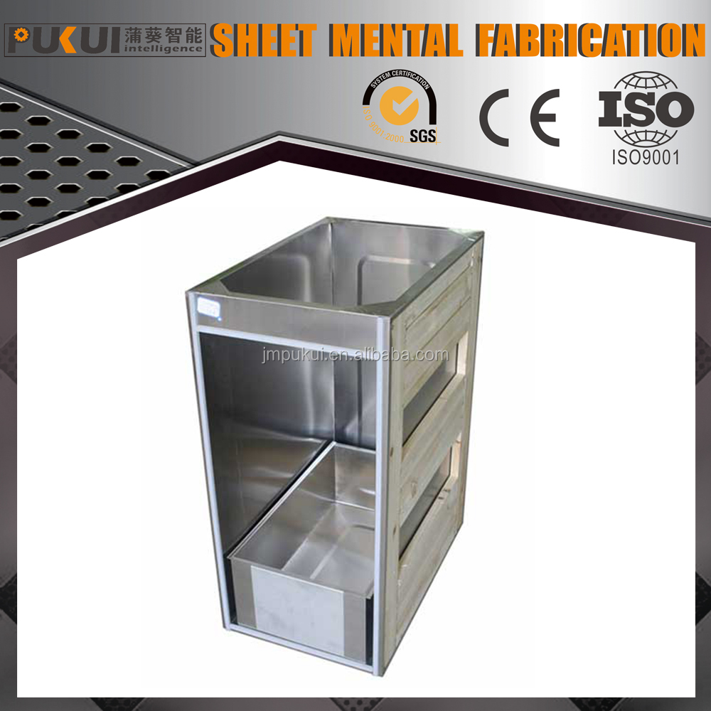 Professional Precision Sheet Metal Working Custom Pc Case