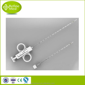 High Quality New Type Medical Disposable Biopsy Needle